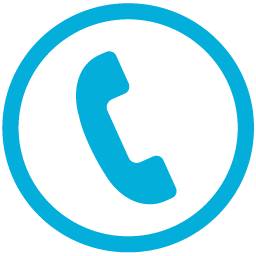 Blue Phone Icon Png 13